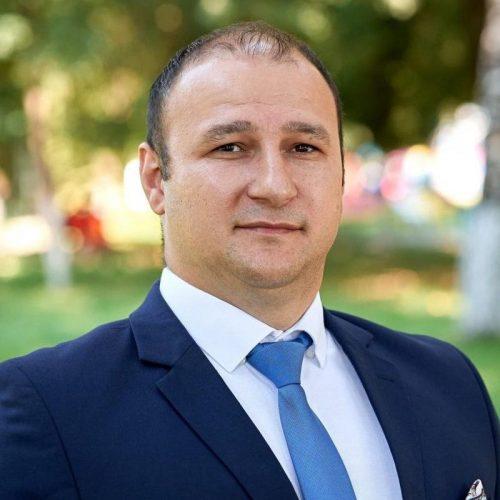 Grad Marius Vasile – Viceprimar