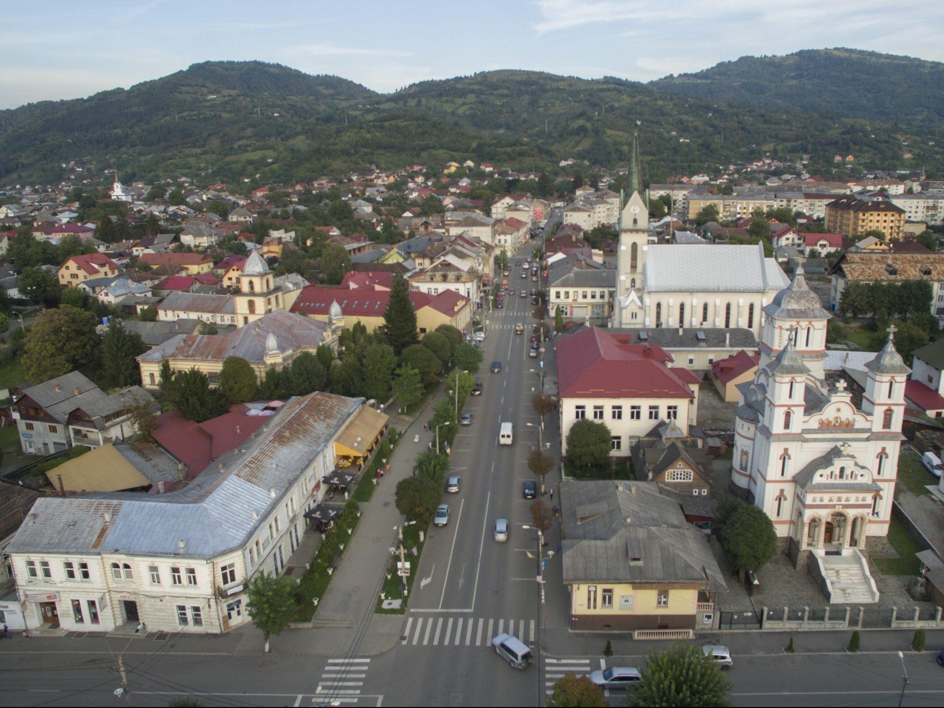 Orașul